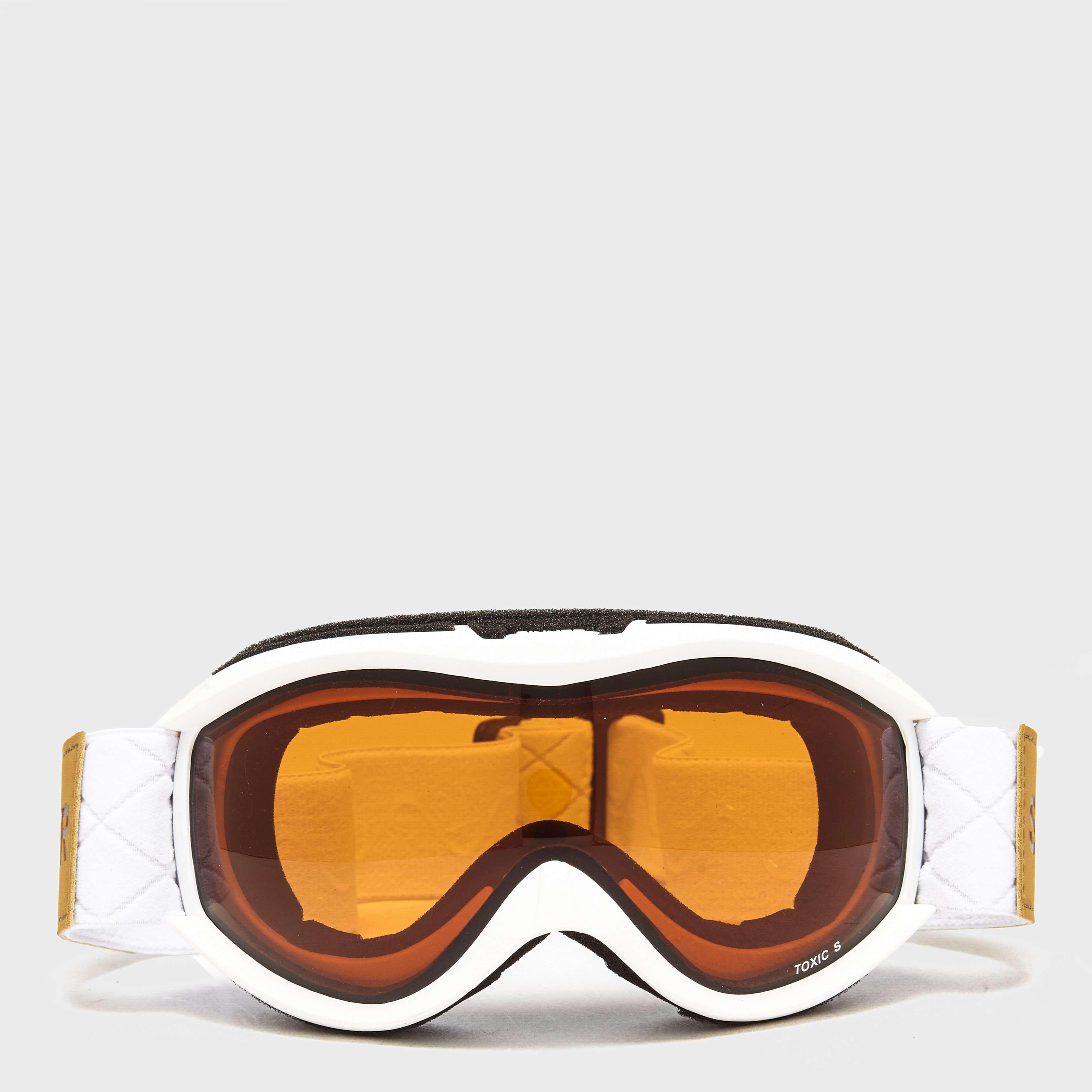 SINNER Kids' Toxic Snowsports Goggles