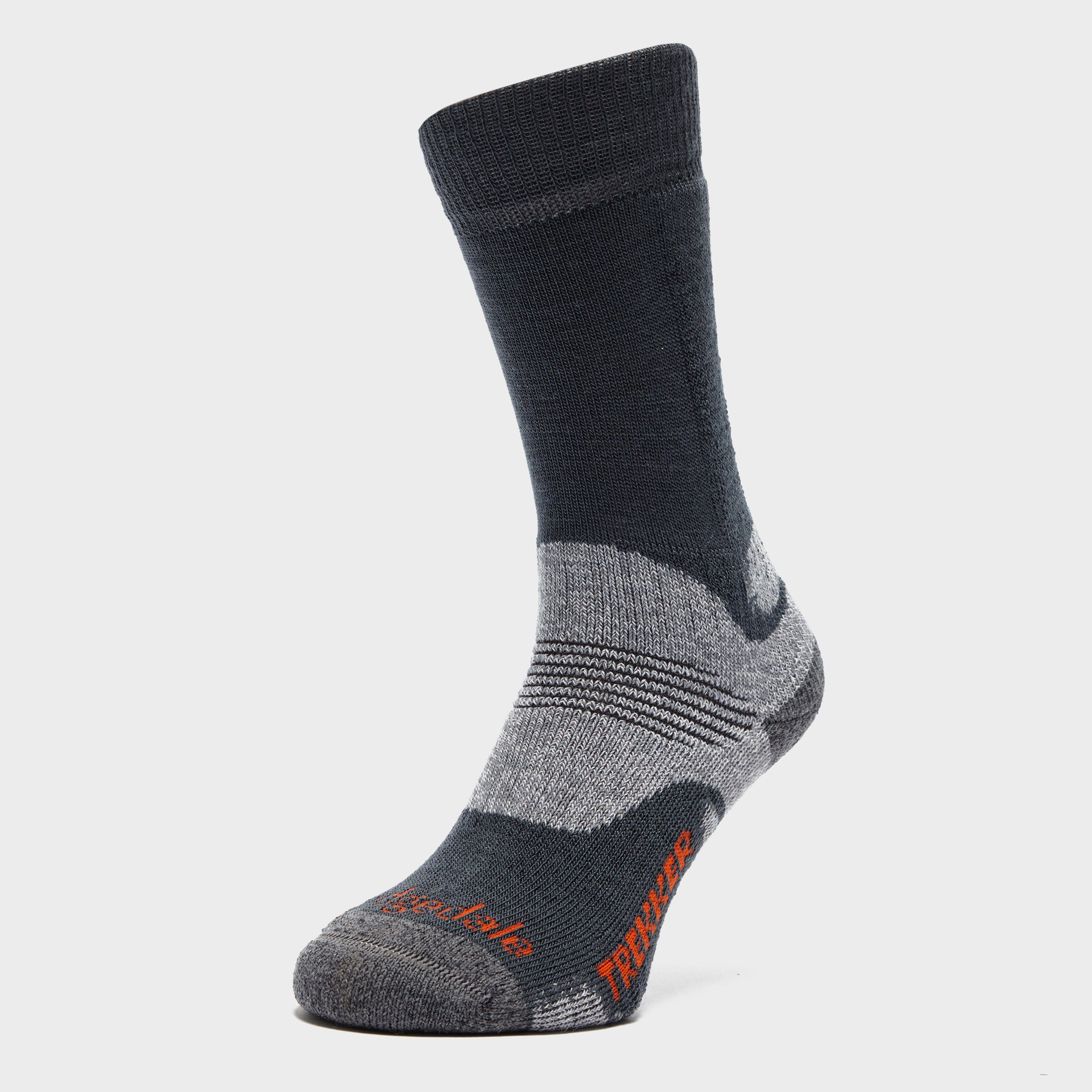 BRIDGEDALE Men's WoolFusion® Trekker Socks