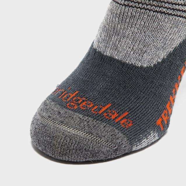New Bridgedale Men's Comfort Trekker Socks Footwear Accessory