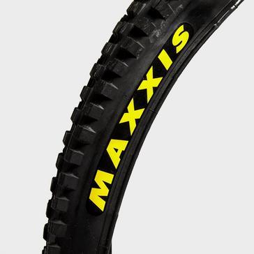 Black Maxxis Minion DHF MTB Tyre 29 x 2.30