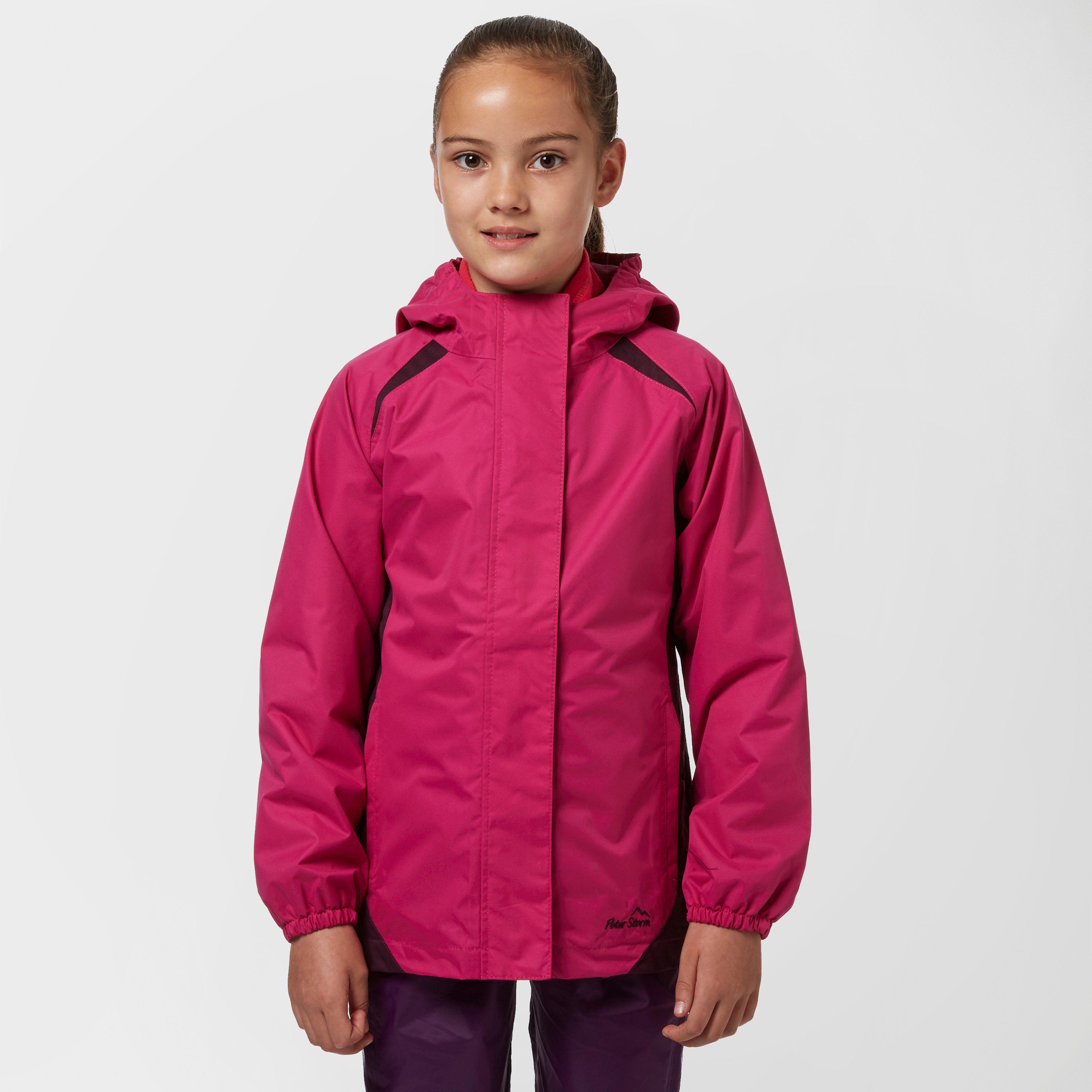 PETER STORM Girl's Panel Jacket