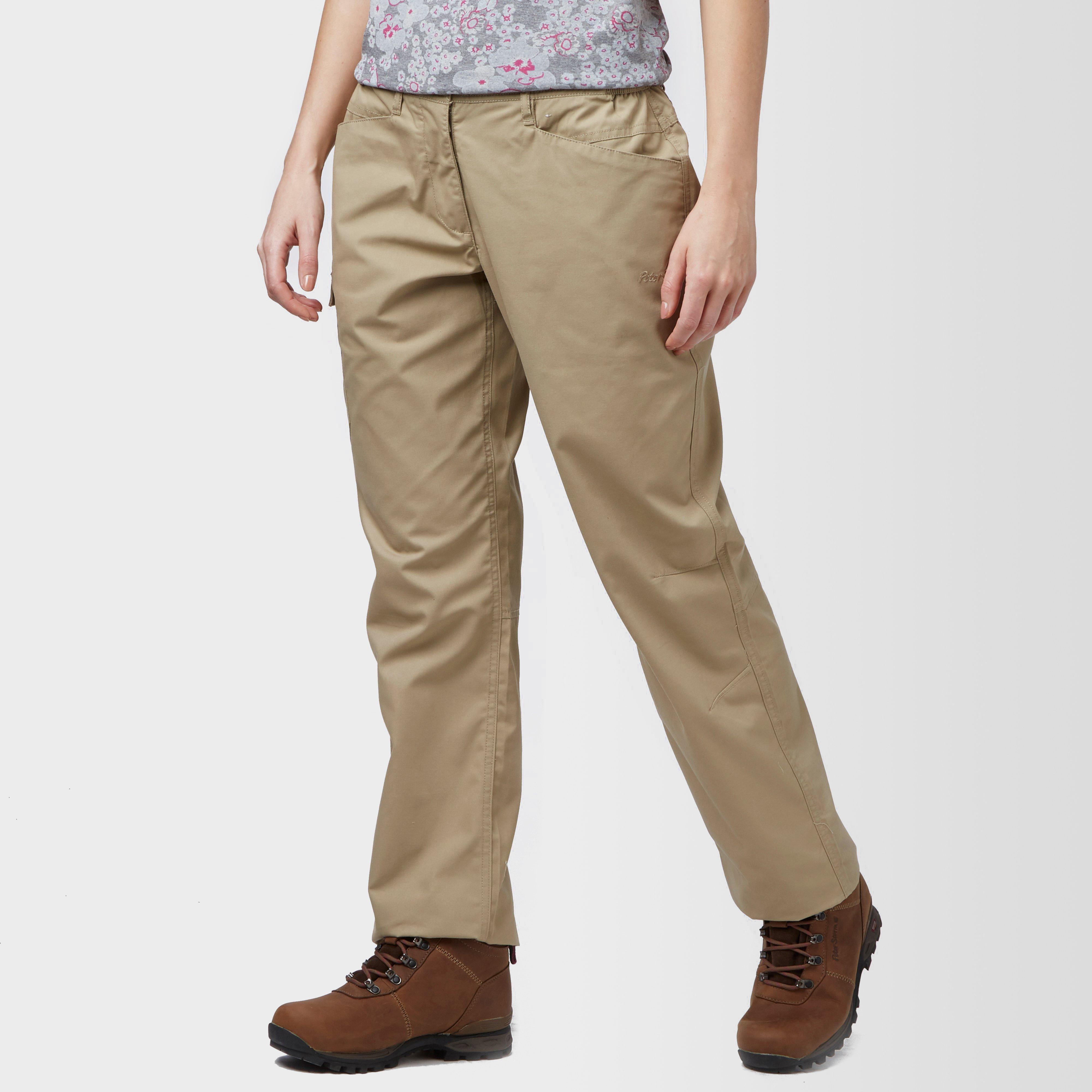 Peter Storm Peter Storm womens Ramble II Trousers - Beige, Beige