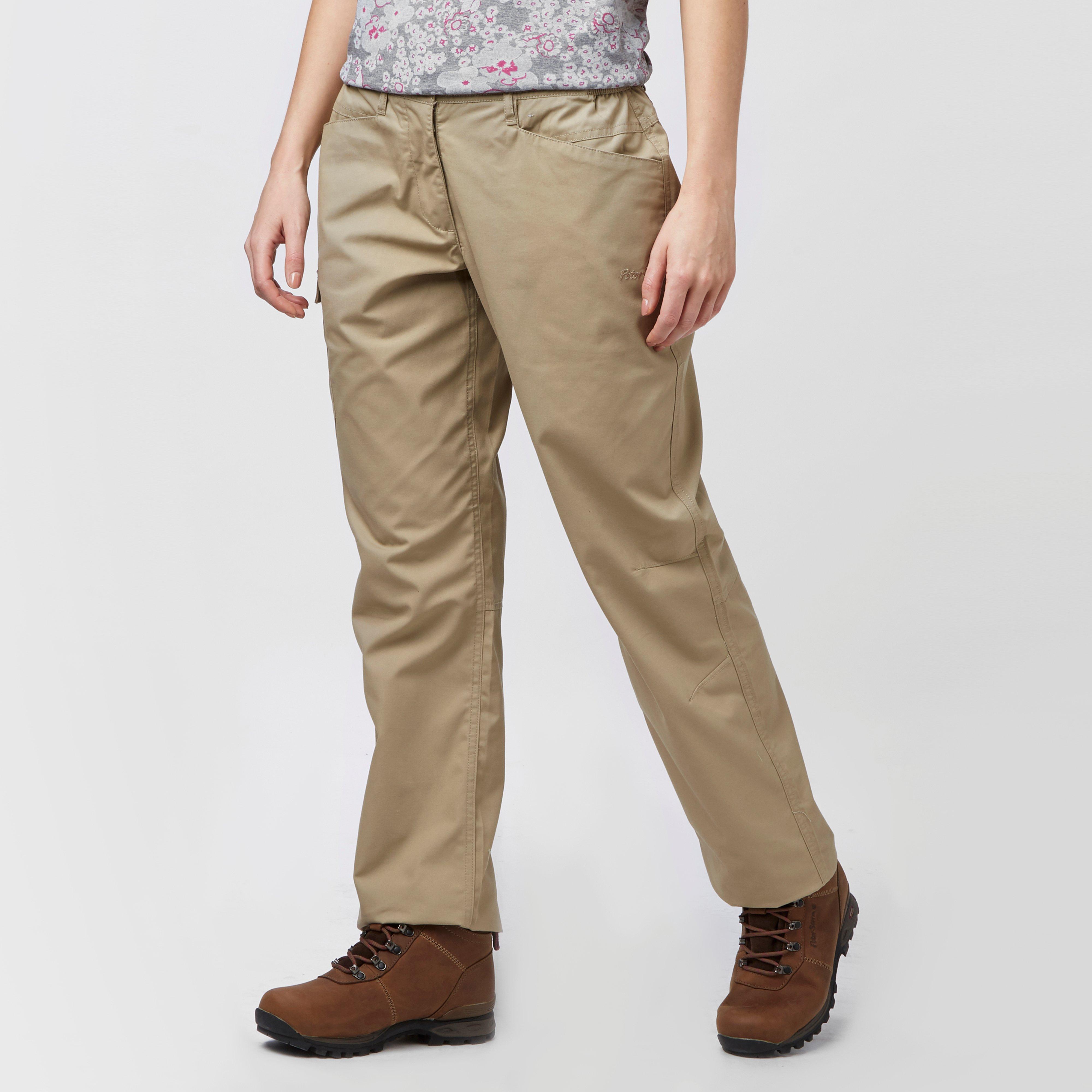 Peter Storm Peter Storm womens Ramble II Trousers (Regular) - Beige, Beige