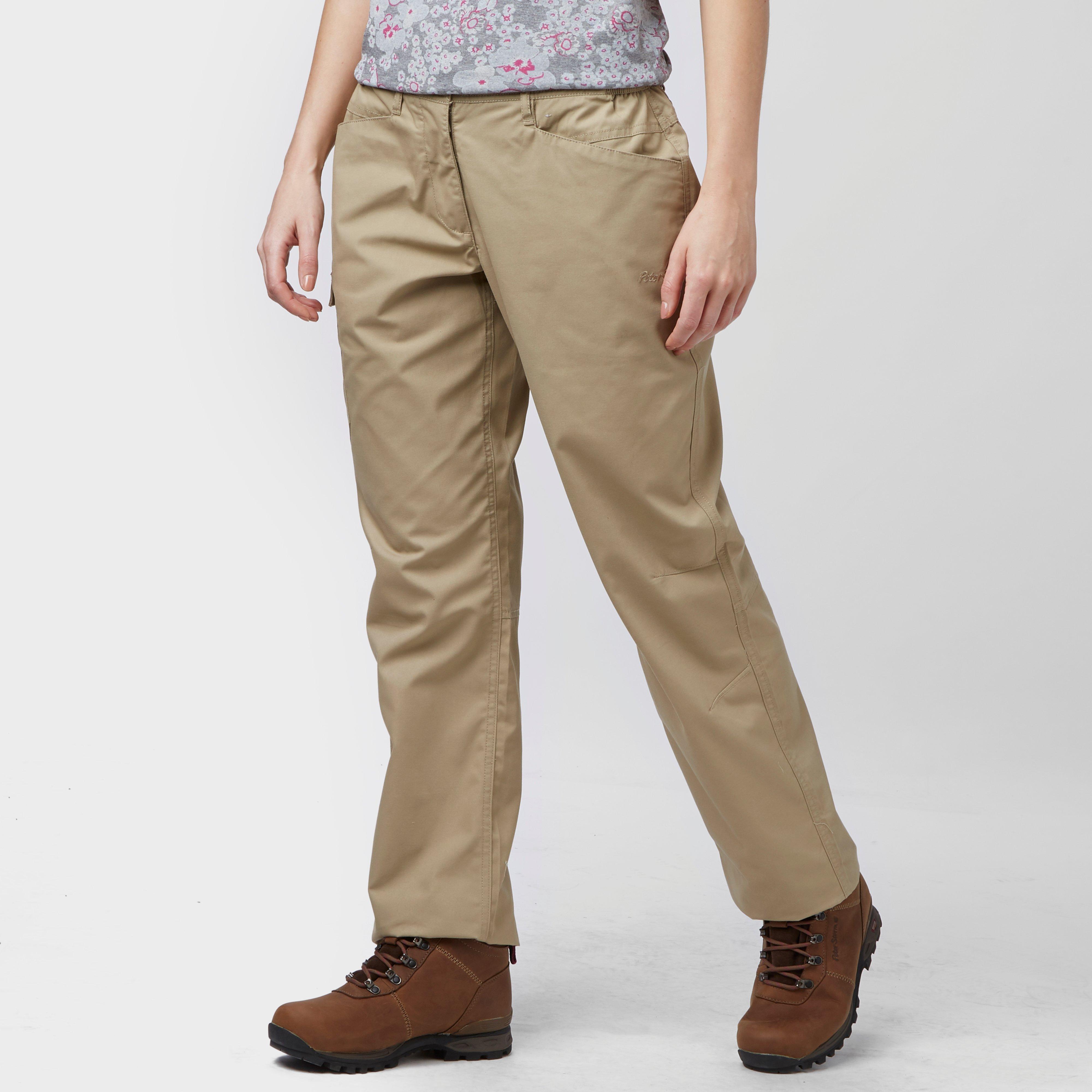 Peter Storm Peter Storm womens Ramble II Trousers (Long) - Beige, Beige