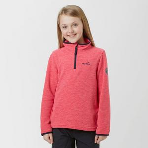 PETER STORM Girl's Marley Half-Zip Fleece