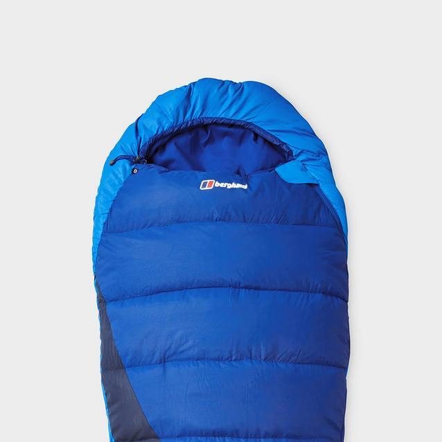 b22d636341 Blue BERGHAUS Transition 200 Sleeping Bag image 1