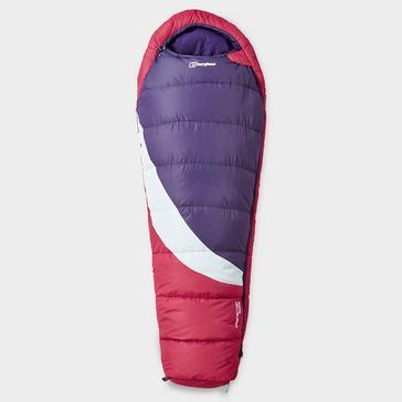 Purple Berghaus Women's Transition 200W Sleeping Bag