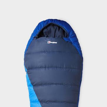 Blue Berghaus Men's Transition 200XL Sleeping Bag