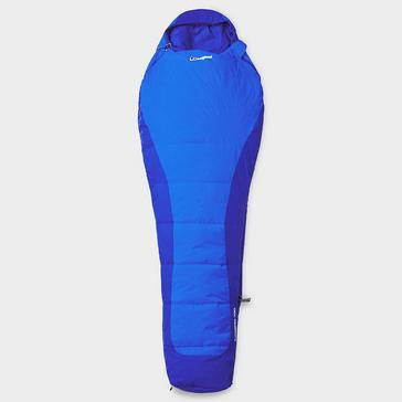 Blue Berghaus Intrepid 700 Sleeping Bag