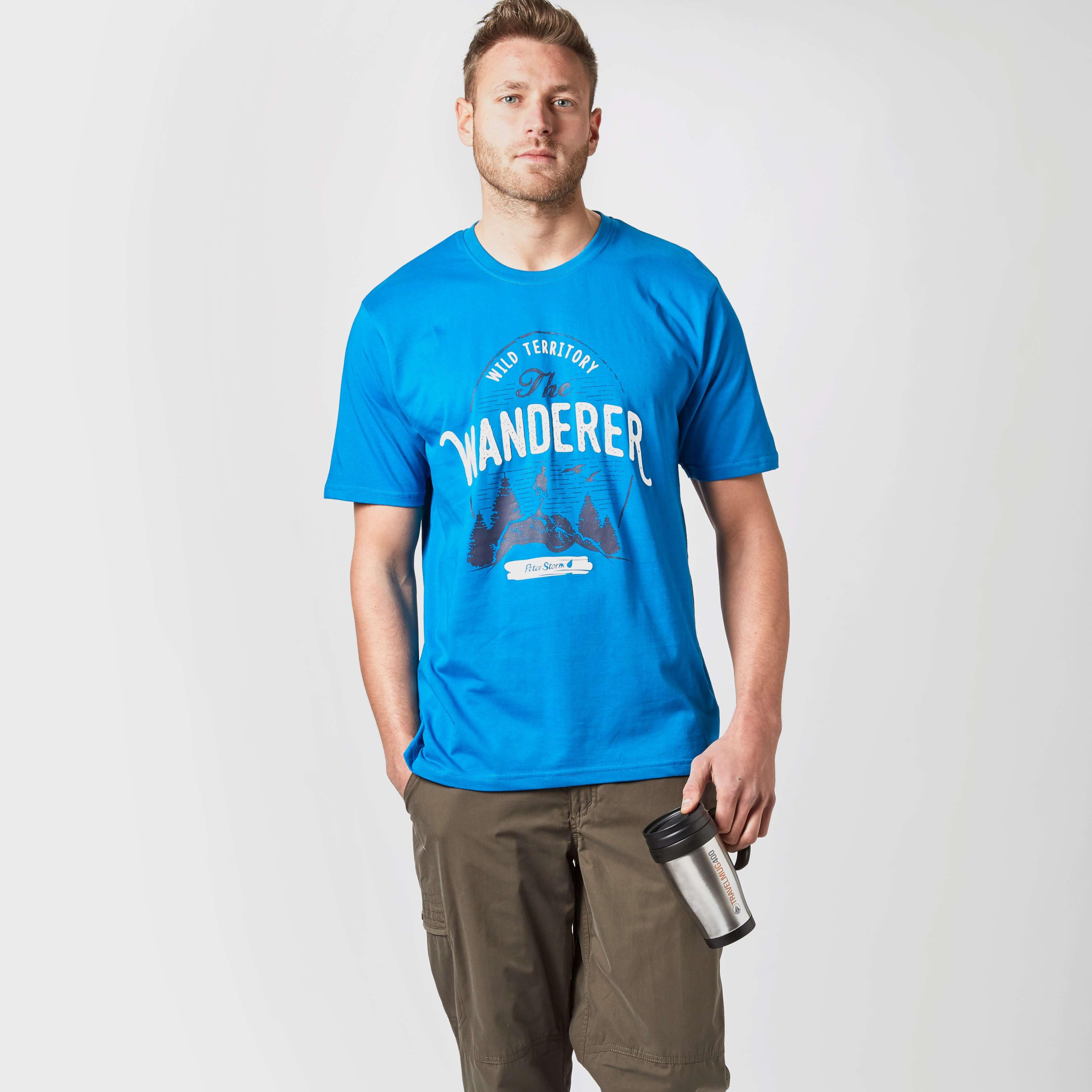PETER STORM Men's Wanderer T-shirt