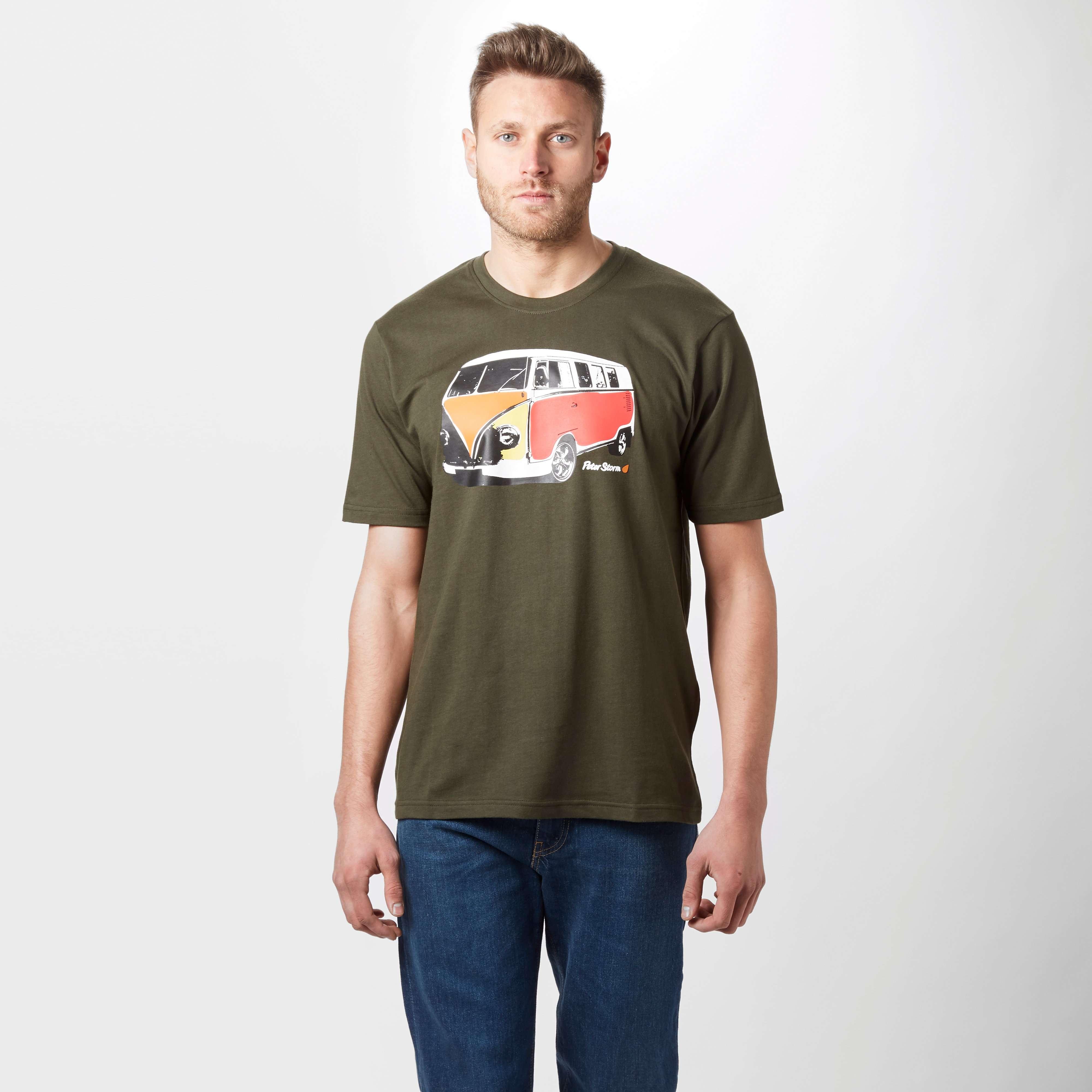 PETER STORM Men's Camper T-Shirt