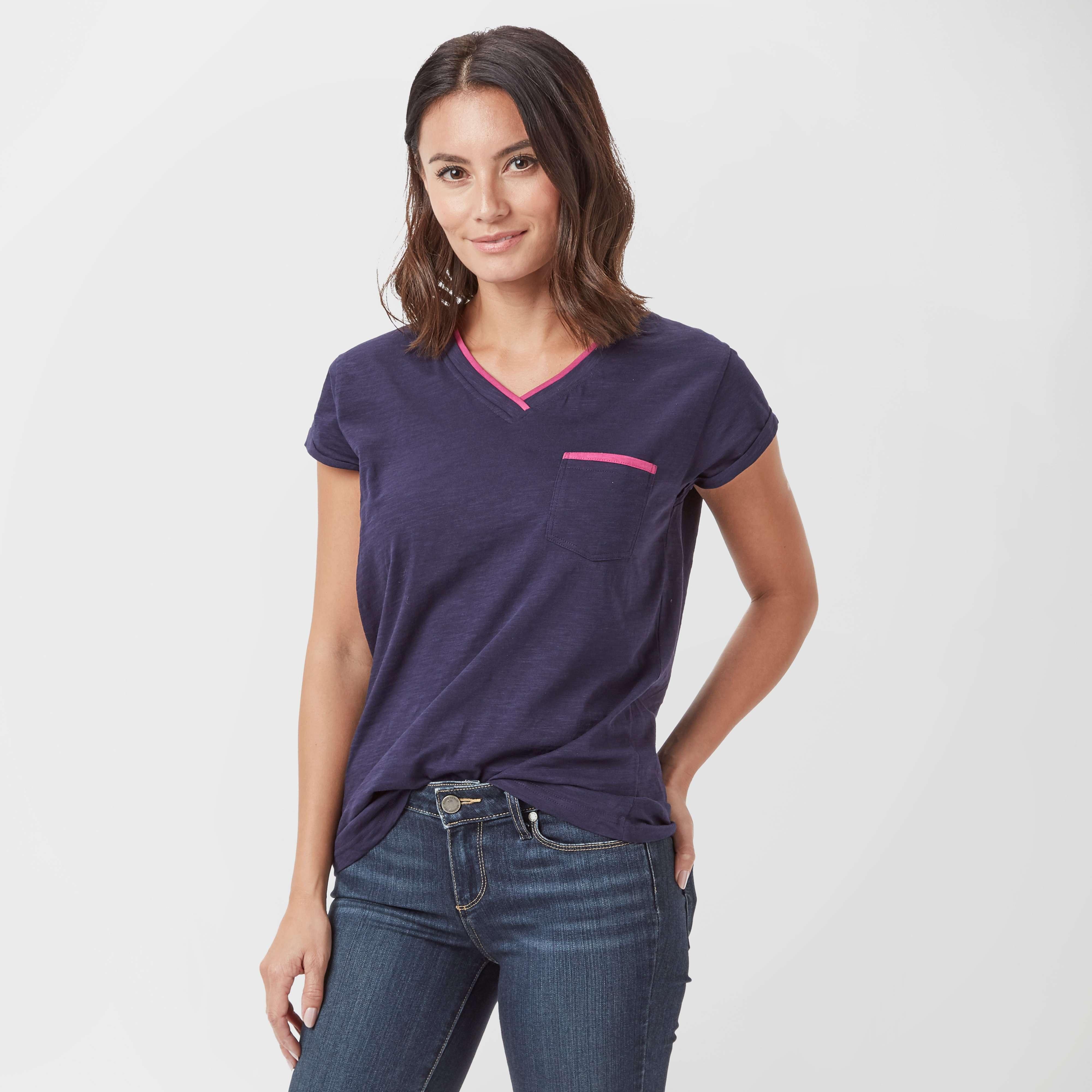 PETER STORM Women's Pocket T-Shirt