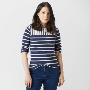 PETER STORM Women's Anabelle Striped Long Sleeve T-Shirt