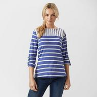 Women's Anabelle Striped Long Sleeve T-Shirt