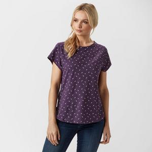 PETER STORM Women's Angel Patterned T-Shirt