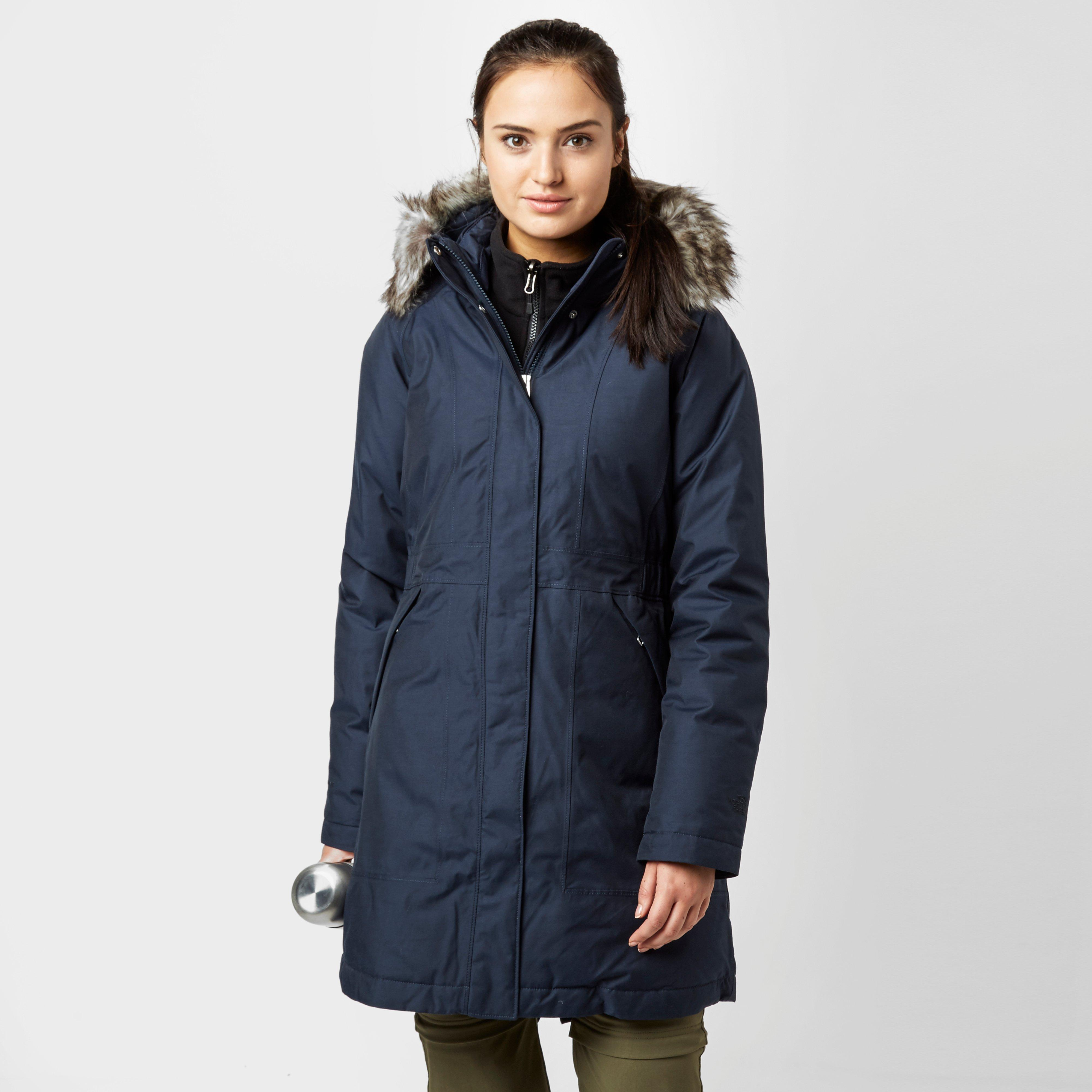 The North Face Womens Arctic Parka Navy