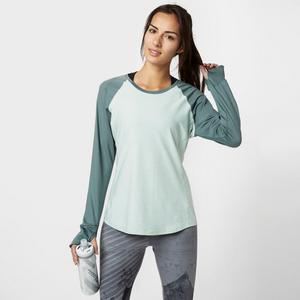 THE NORTH FACE Women's Mountain Athletics Motivation Long Sleeve Jersey
