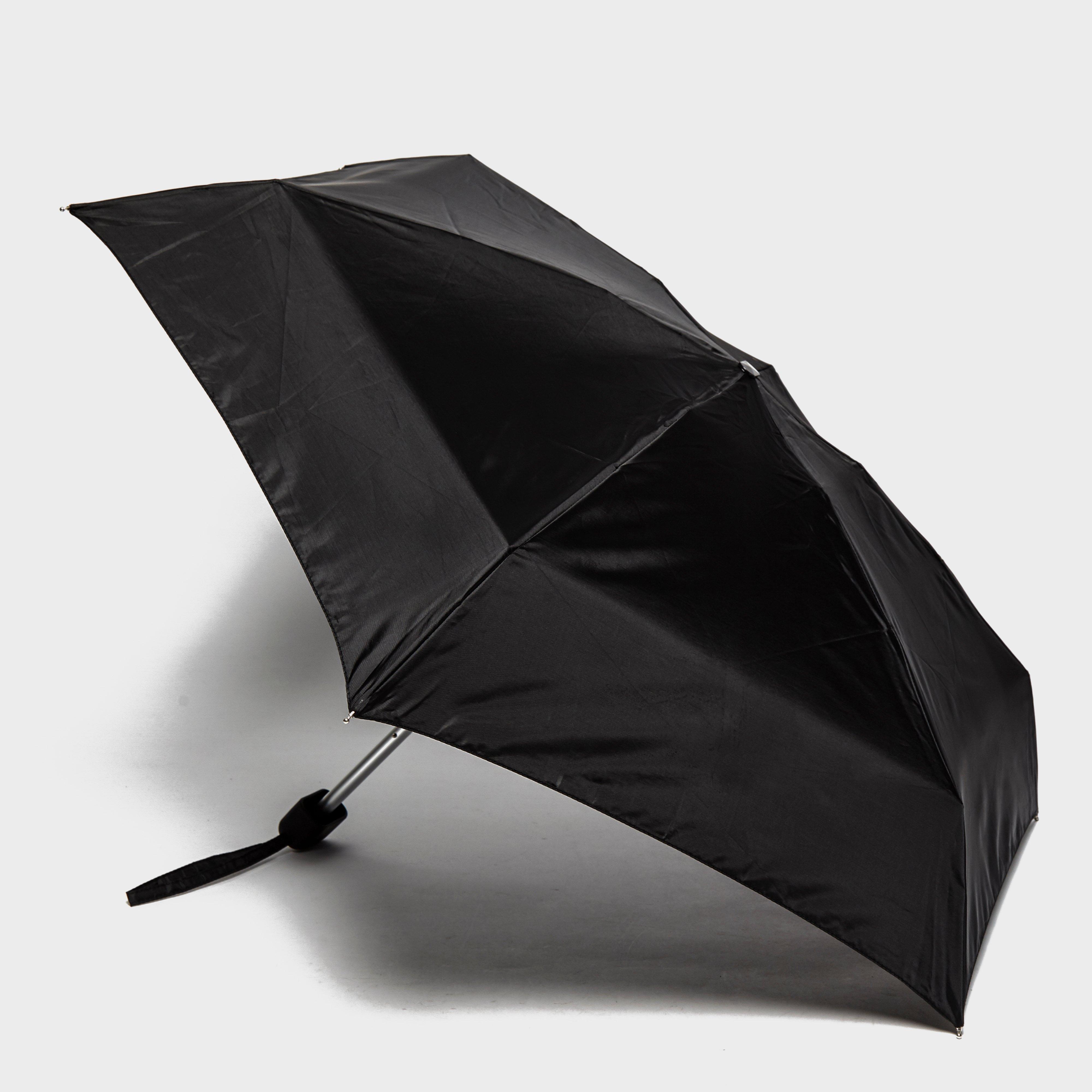 Fulton Fulton Tiny 1 Umbrella - Black, Black