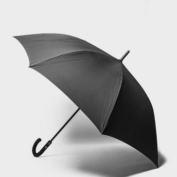 Black Fulton Typhoon Umbrella