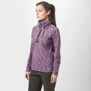 REGATTA Women's Atria Half-Zip Marl Fleece