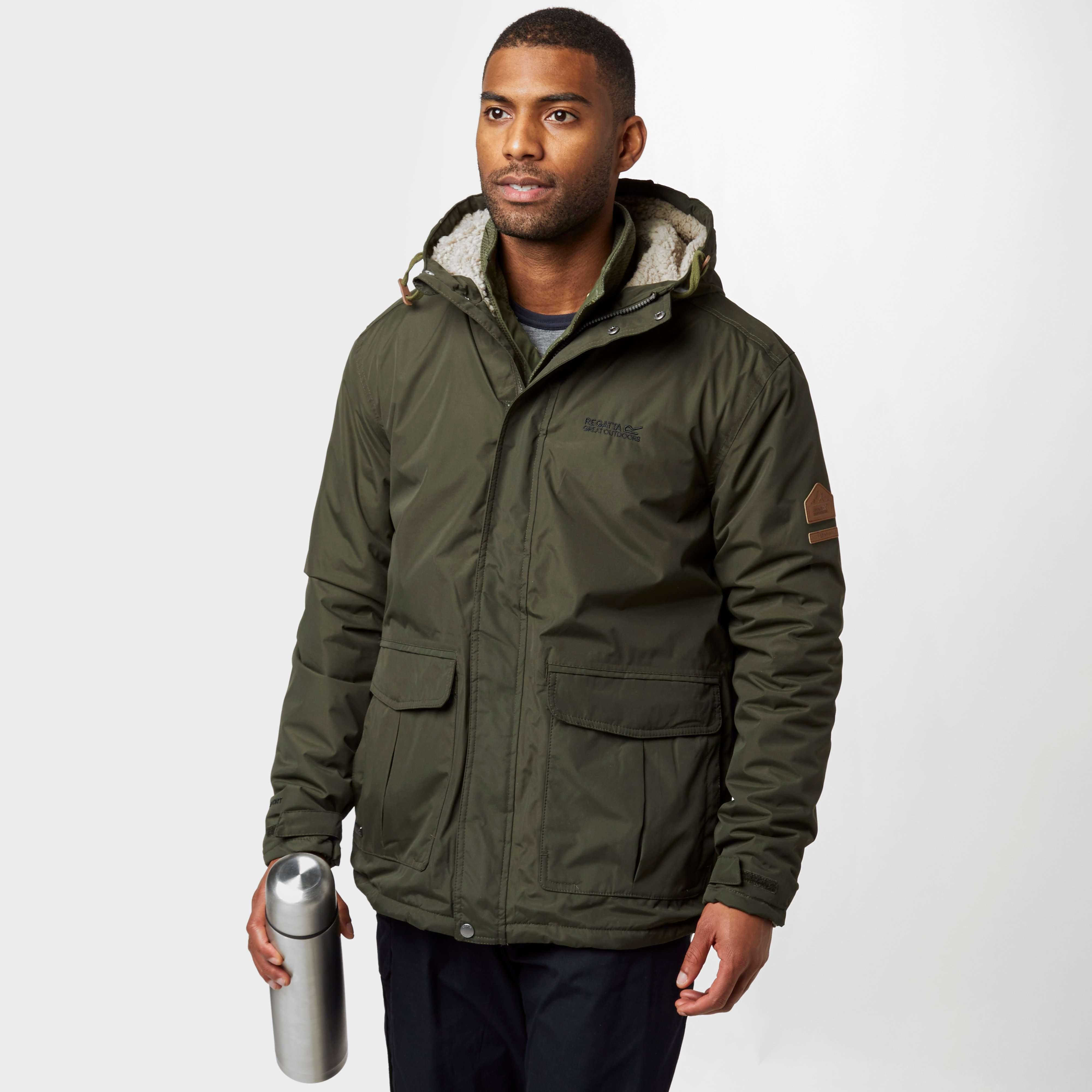 REGATTA Men's Sternway Waterproof Jacket