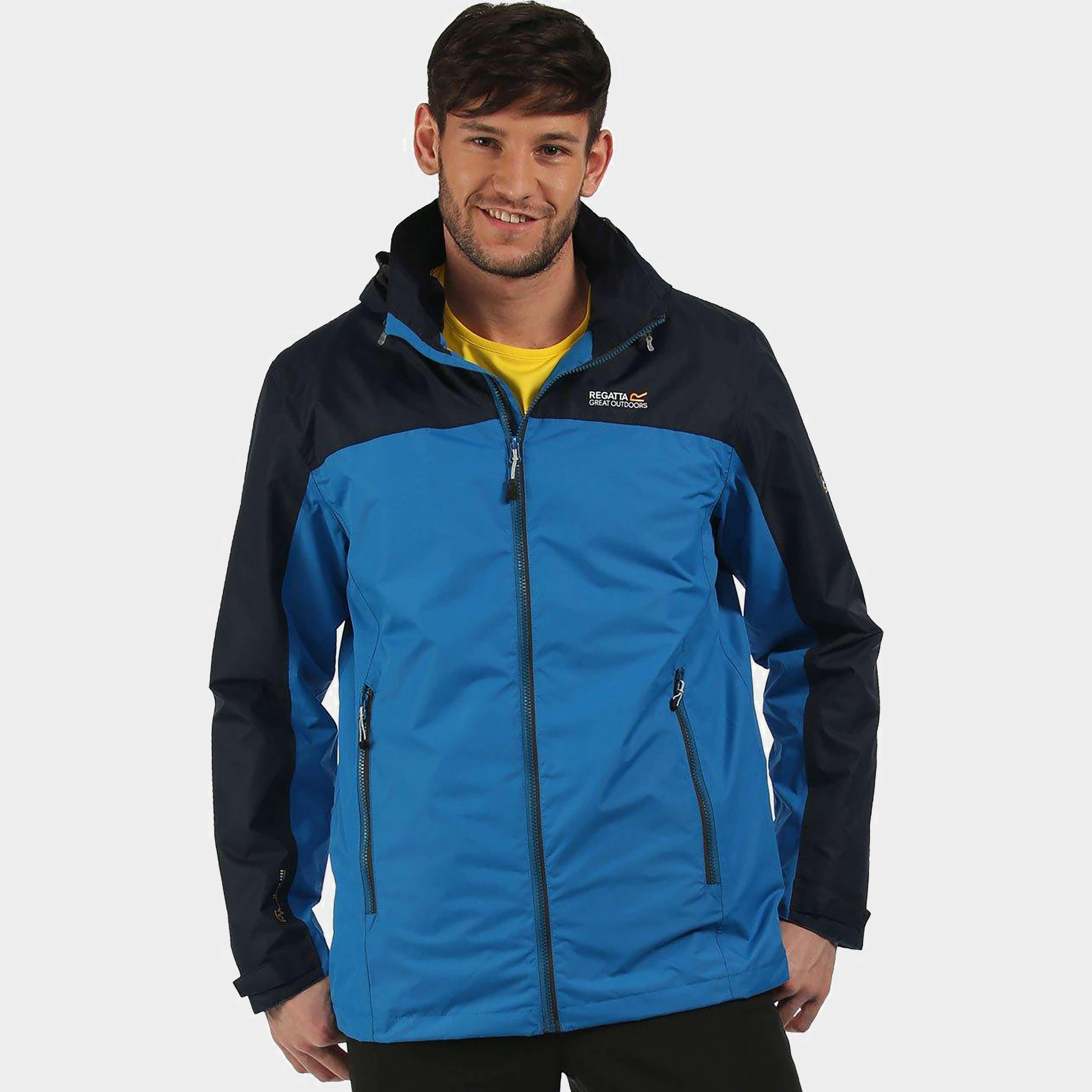 REGATTA Men's Backmoor 3 in 1 Jacket