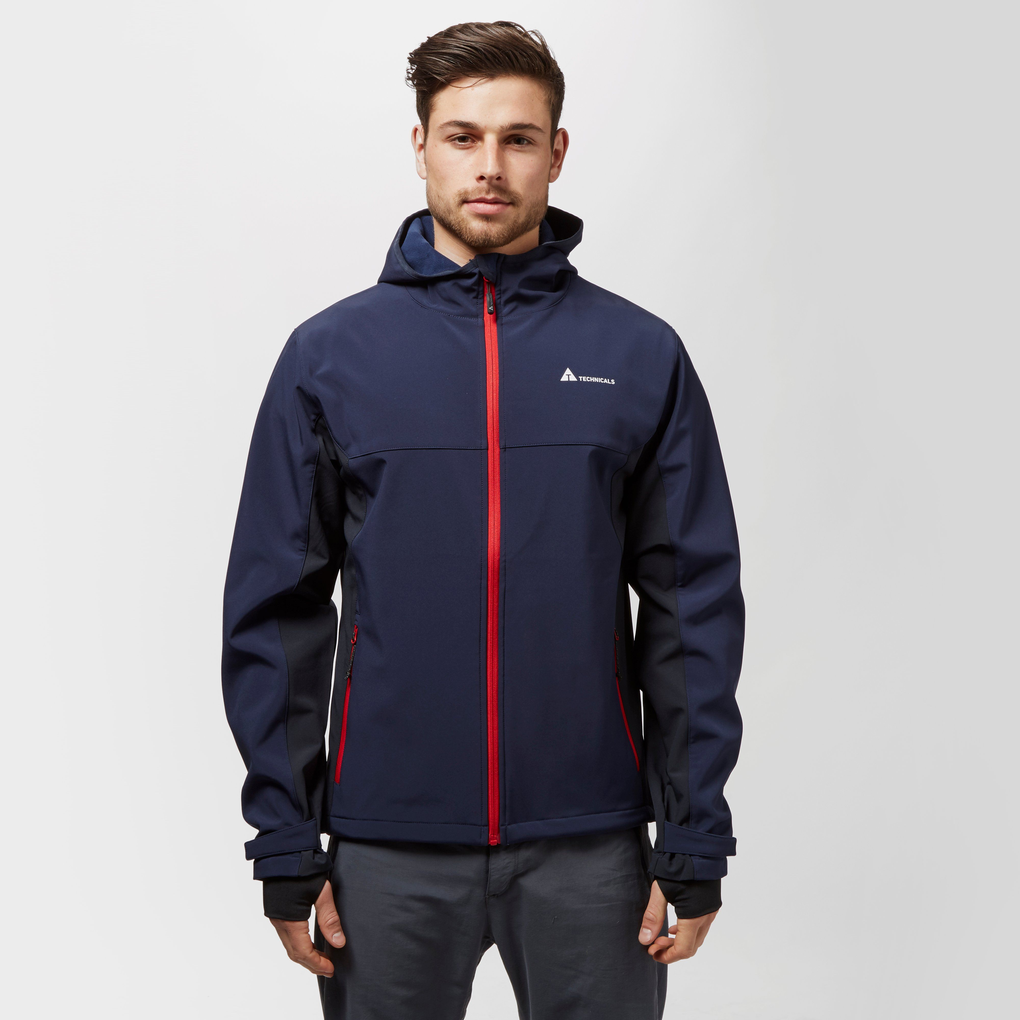 TECHNICALS Men's Speed Softshell Jacket