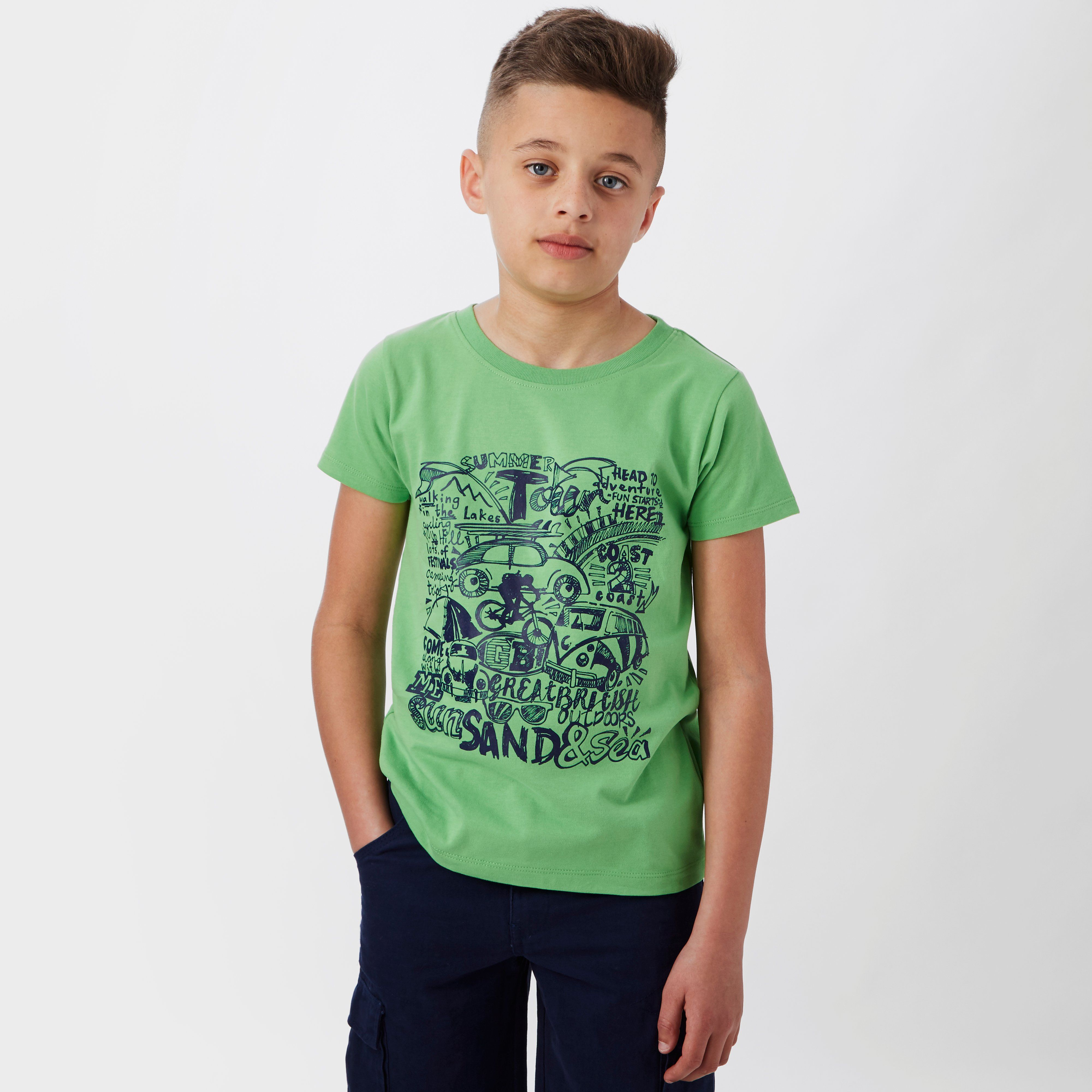 PETER STORM Boy's Holiday T-Shirt