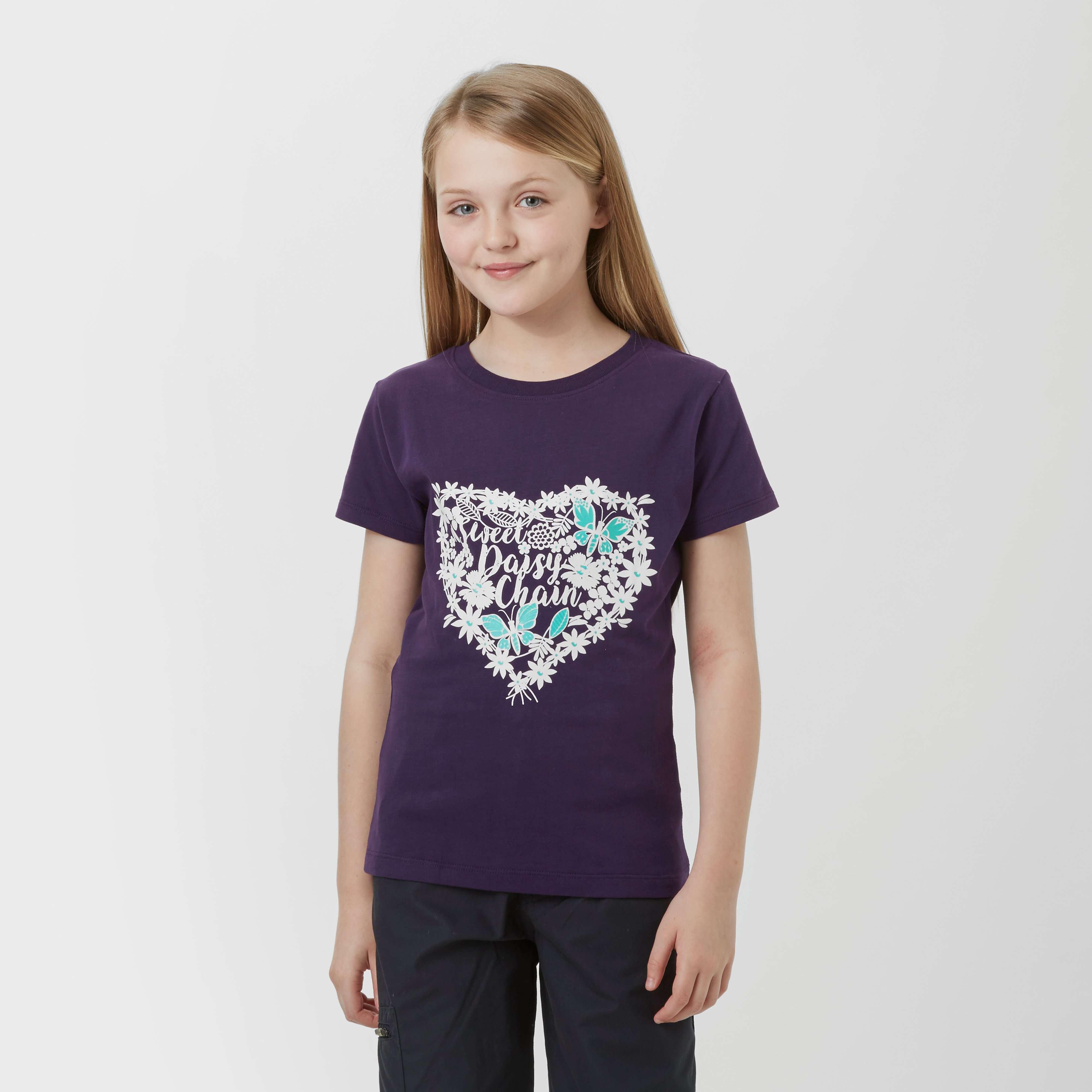 PETER STORM Girls' Daisy Chain T-shirt
