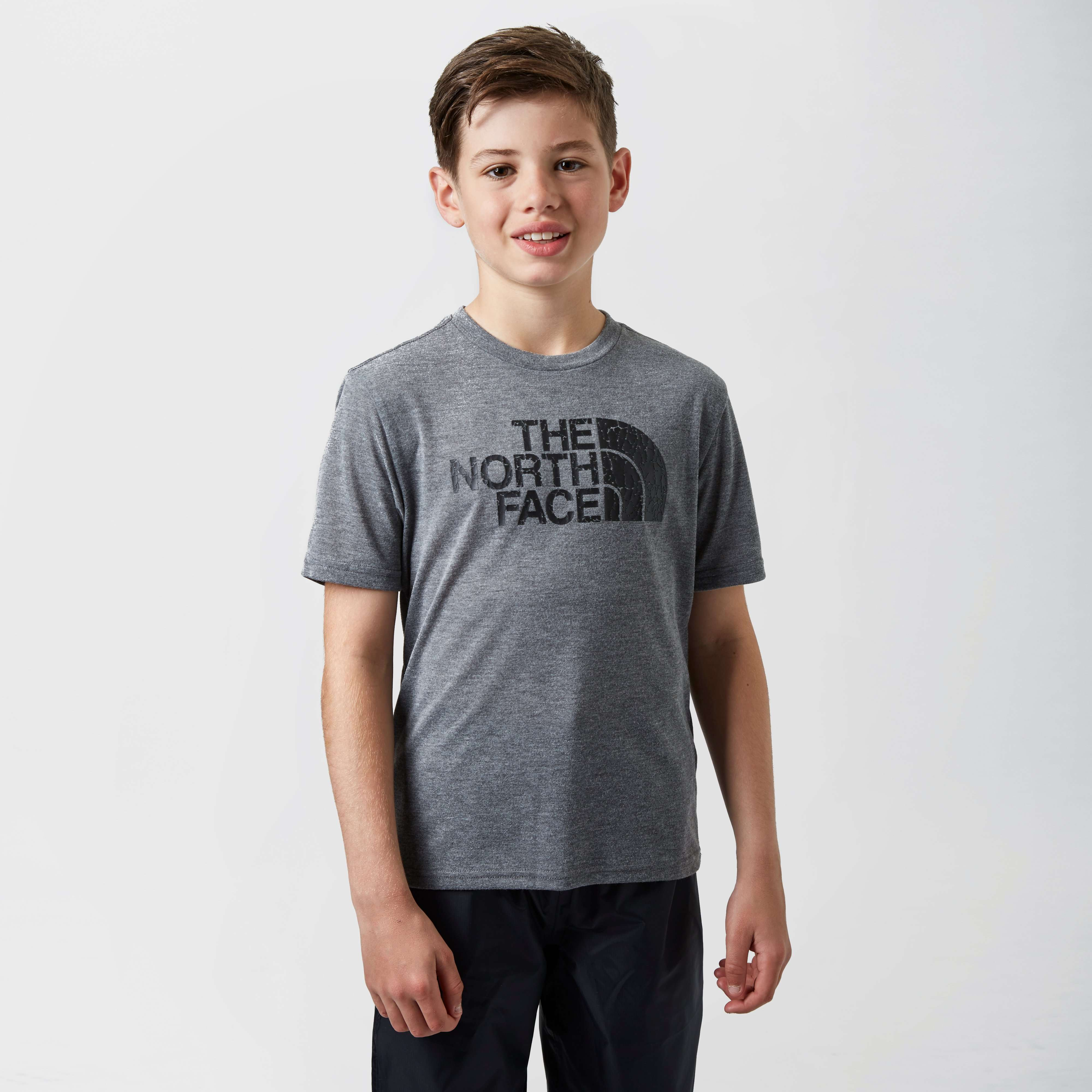 THE NORTH FACE Boy's Mountain Athletics Reaxion Short Sleeve T-Shirt