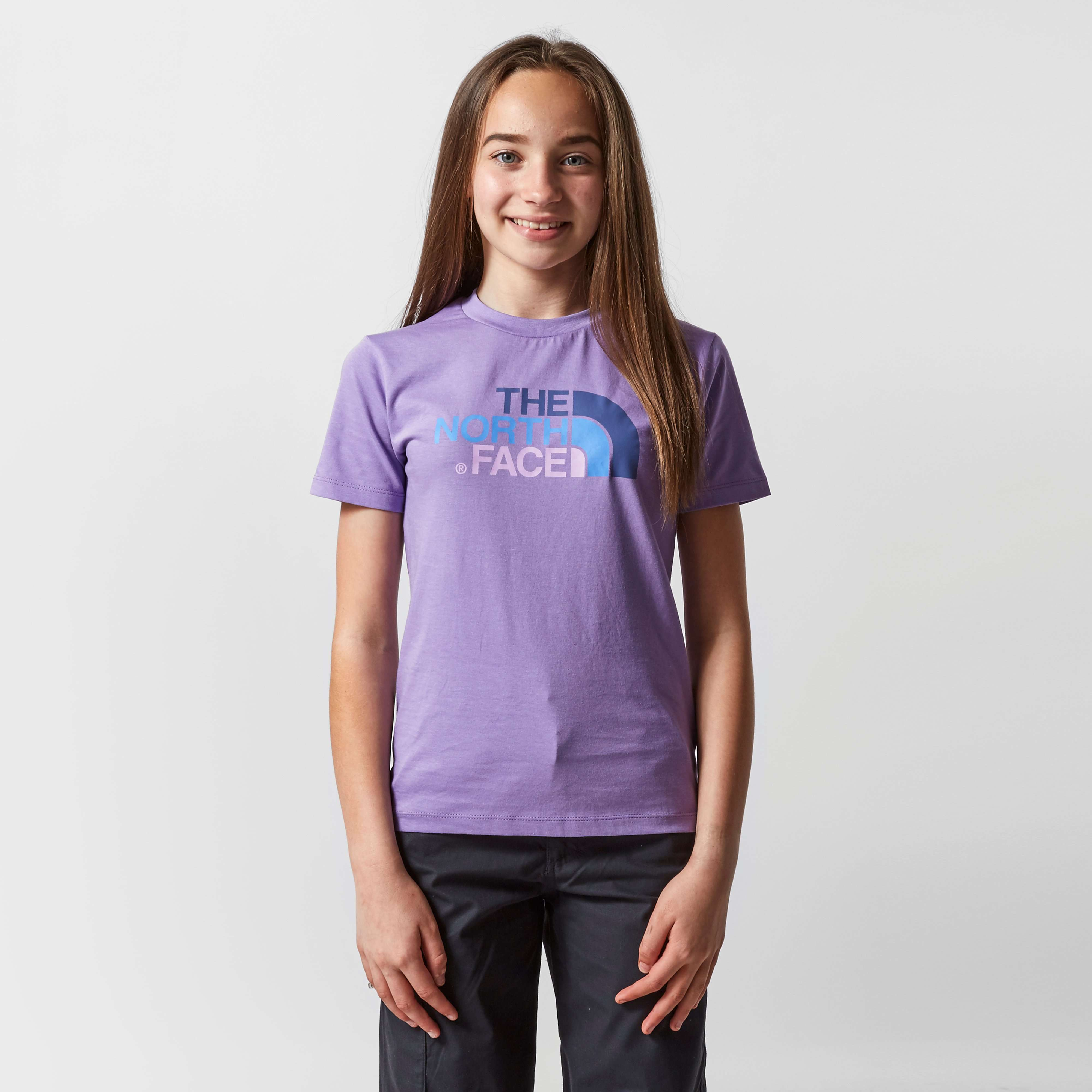 THE NORTH FACE Girl's Easy T-Shirt