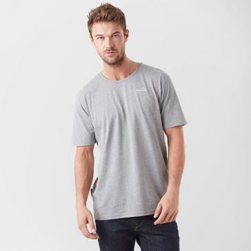 Mid Grey Peter Storm Men's Heritage 2 T-Shirt