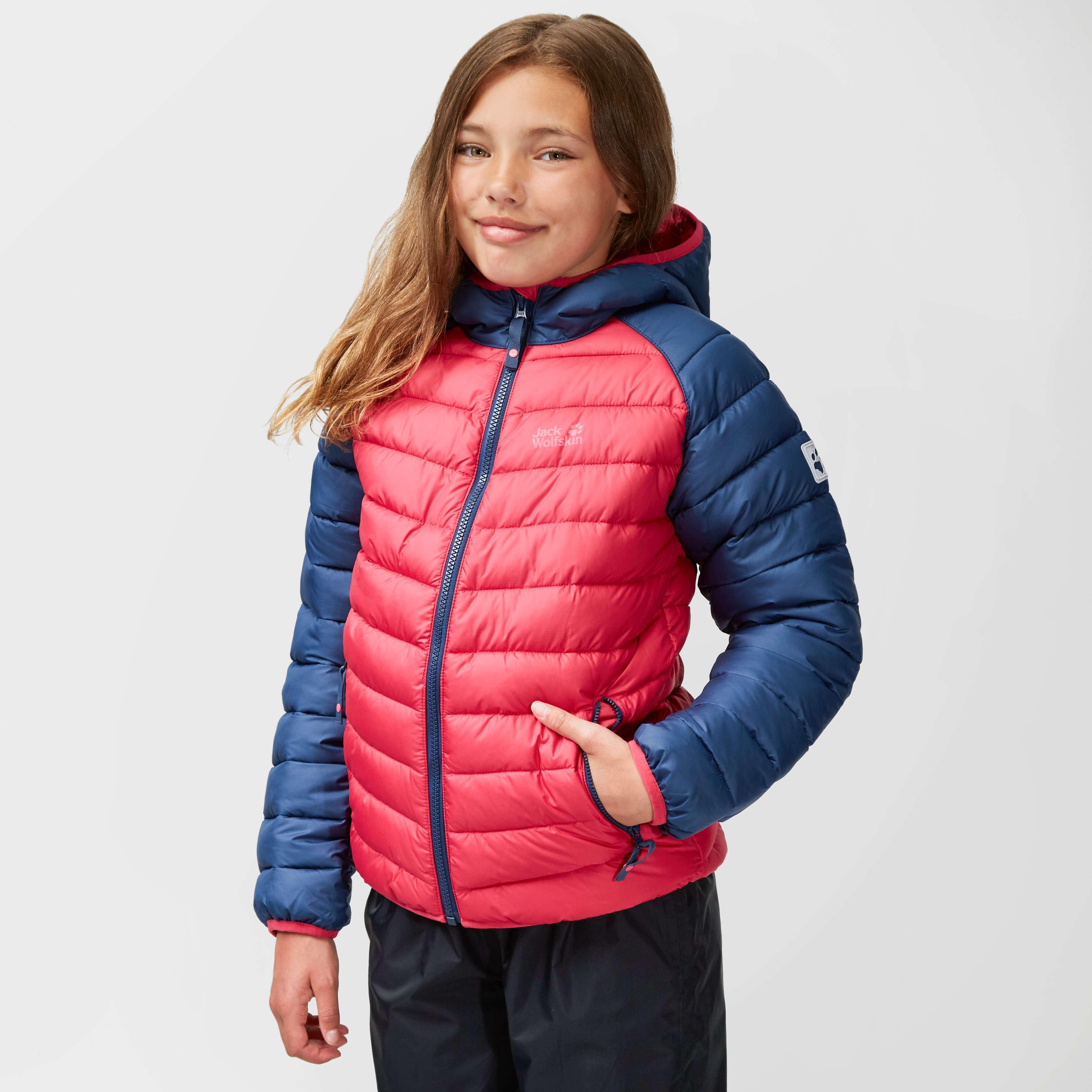 JACK WOLFSKIN Girl's Zenon Insulated Jacket