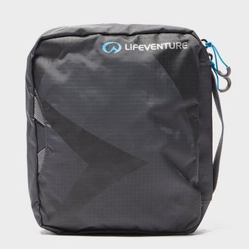 Black LIFEVENTURE Wash Bag Large