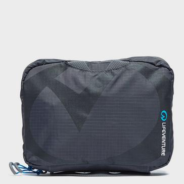 Grey|Grey LIFEVENTURE Travel Wash Bag (Small)