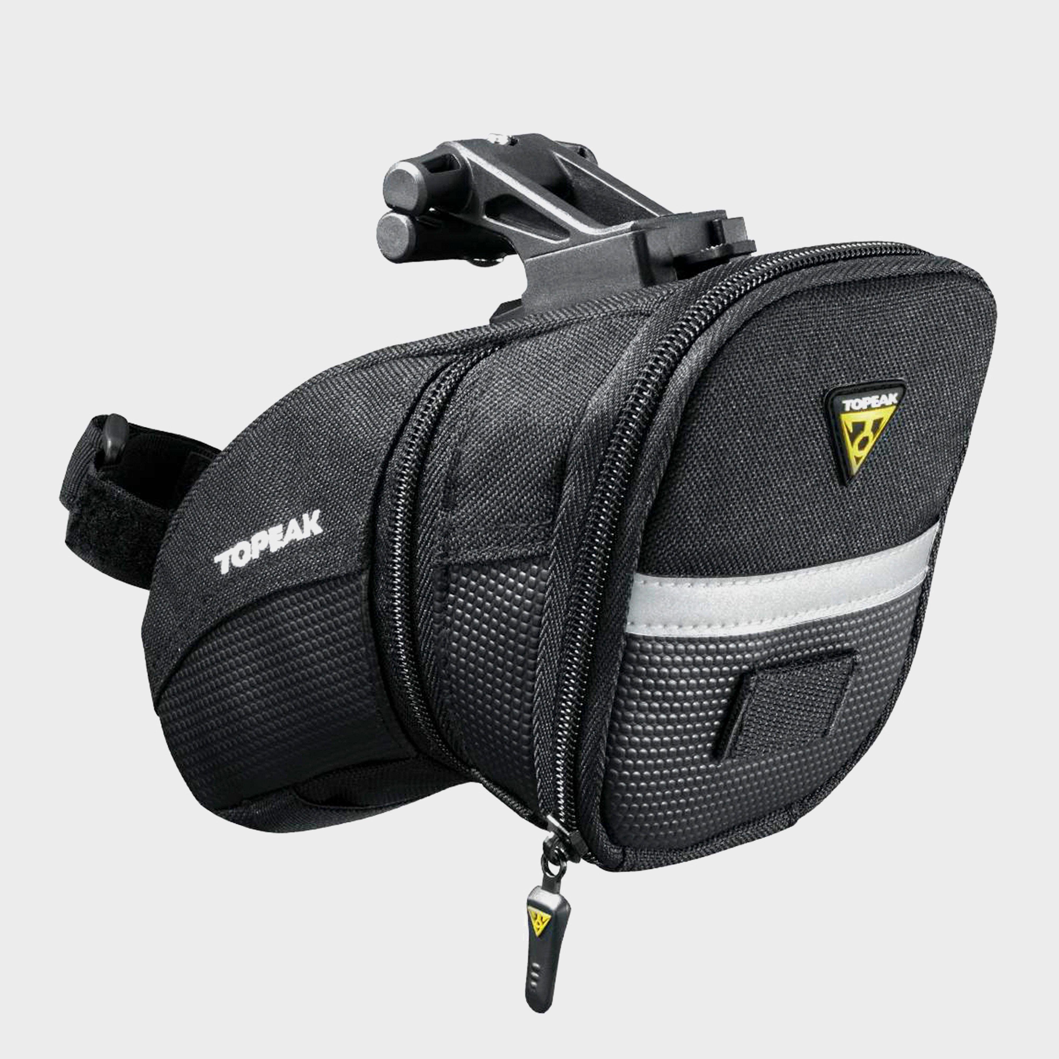TOPEAK Aero Wedge Quick Clip Saddle Bag (Medium)