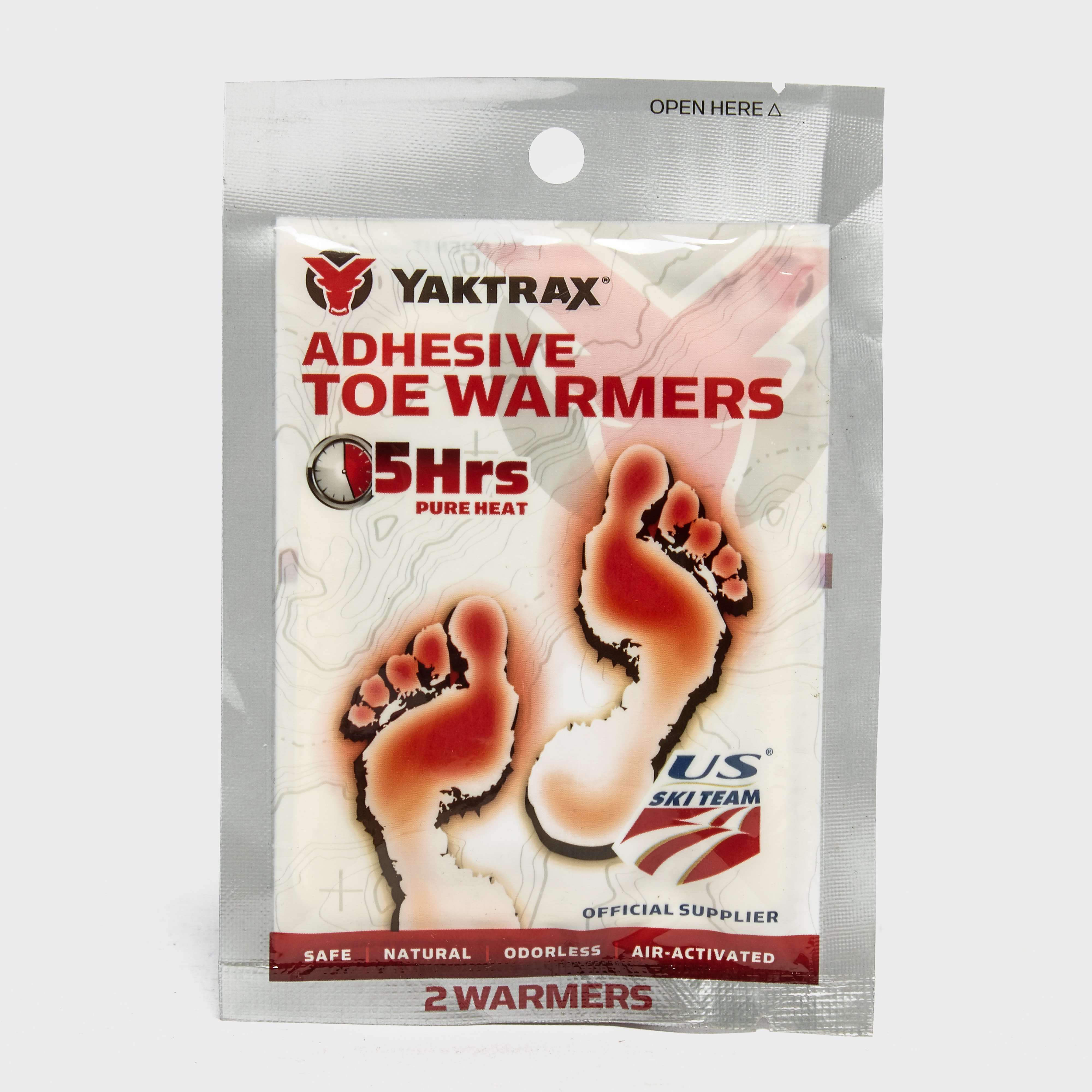YAKTRAX Foot Warmers