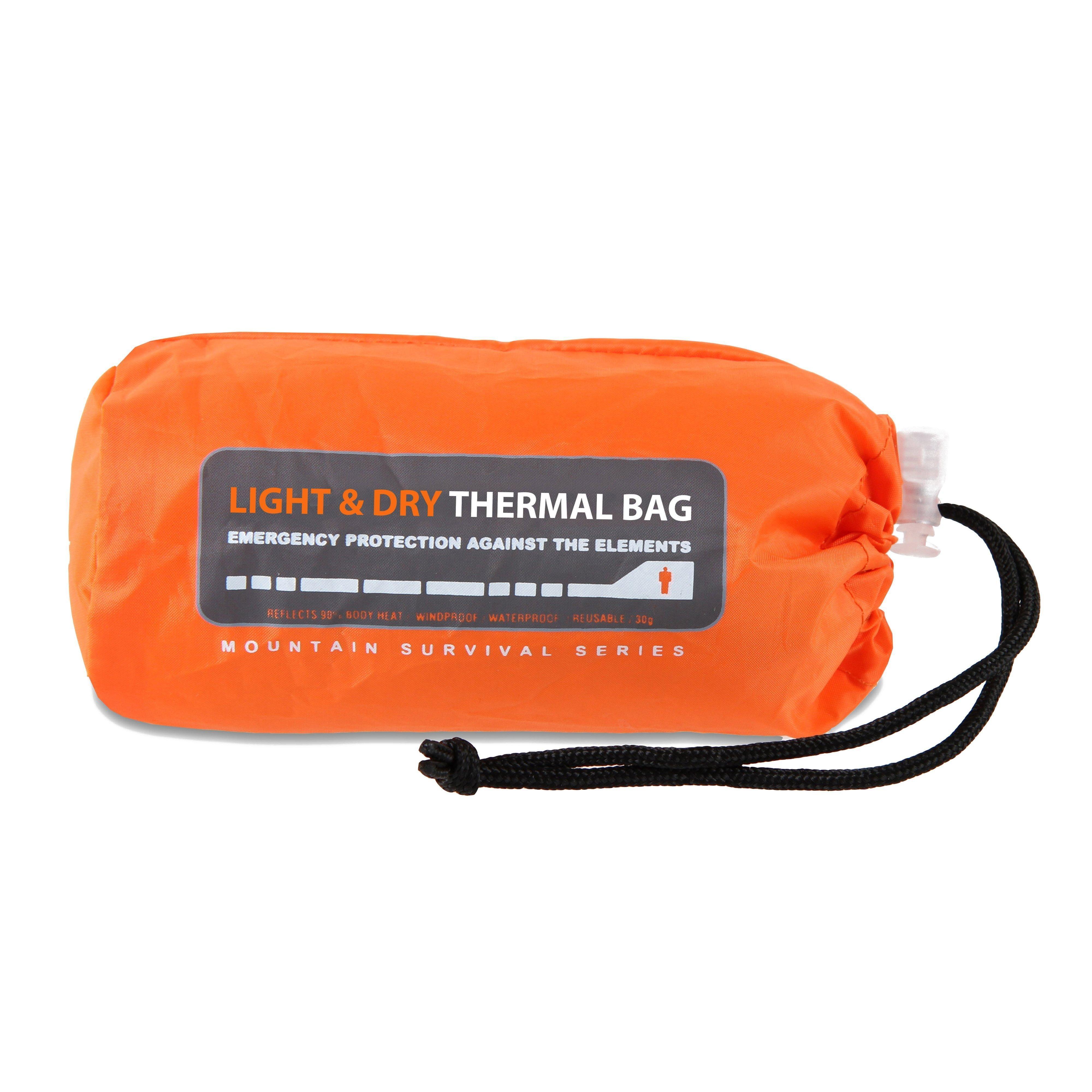 Lifesystems Lifesystems Light and Dry Thermal Bivi - Orange, Orange