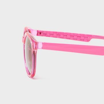 Pink Peter Storm Girls Pink Preppy Sunglasses