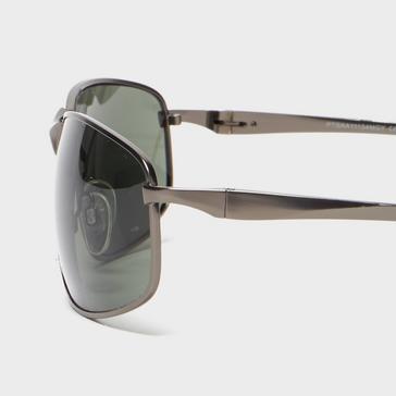 Silver Peter Storm Men's Metal Framed Sunglasses