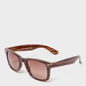 PETER STORM Horn Effect Wayfarer Sunglasses