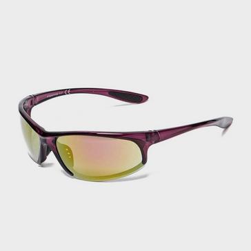 Purple Peter Storm Women's Crystal Sunglasses