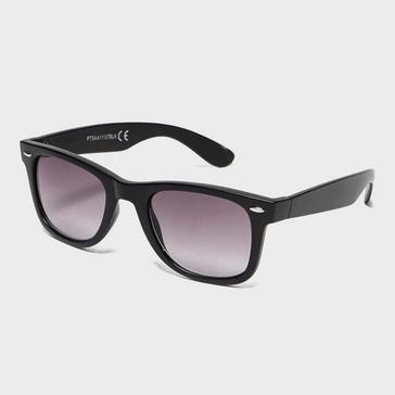 Black Peter Storm Men's Wayfarer Sunglasses