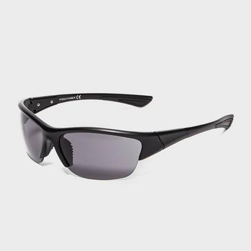 Black Peter Storm Women's Matte Black Sunglasses