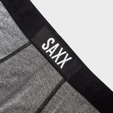 Grey|Grey Saxx Men's Vibe Boxer Short