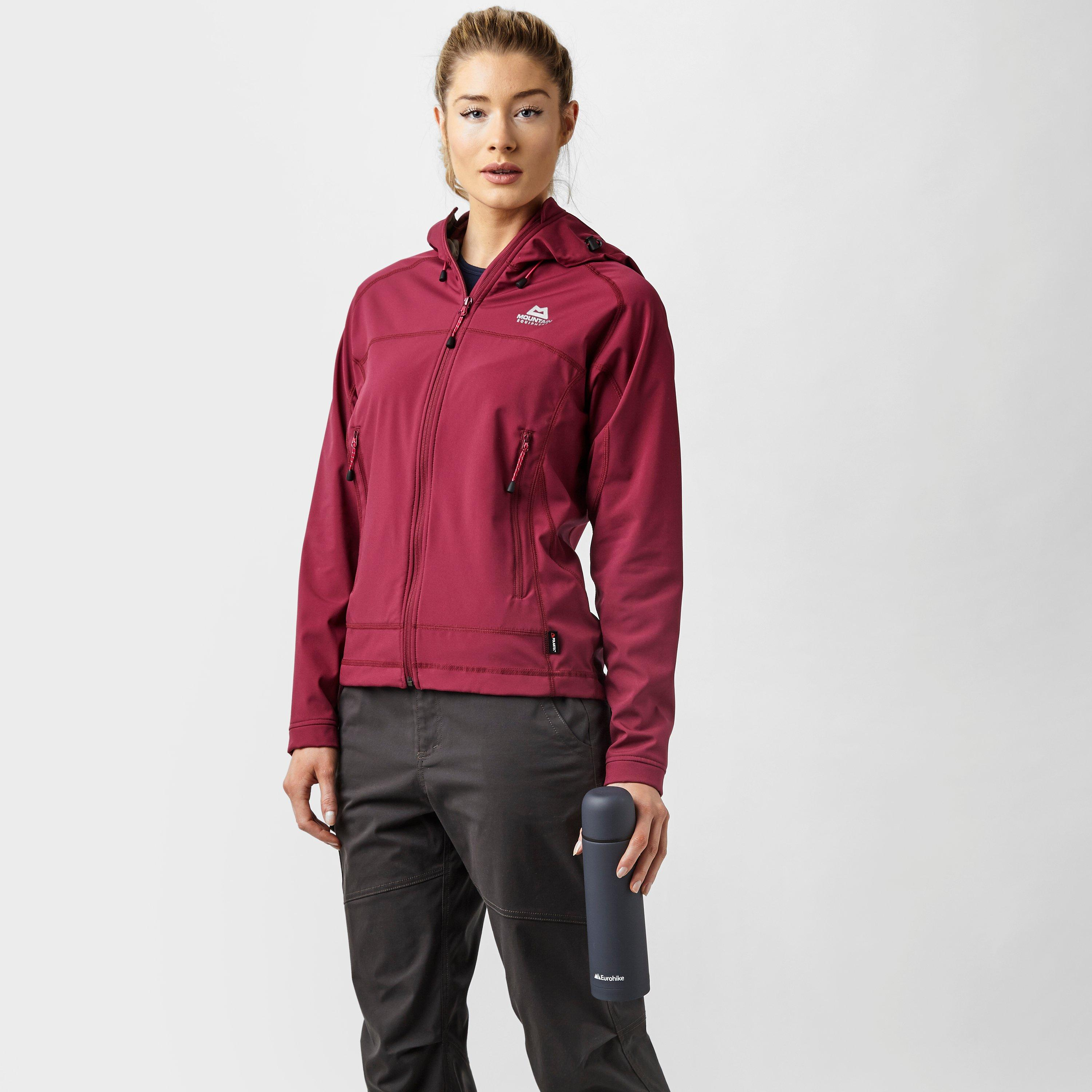 Mountain Equipment Mountain Equipment Womens Astron Softshell Jacket - Pink, Pink