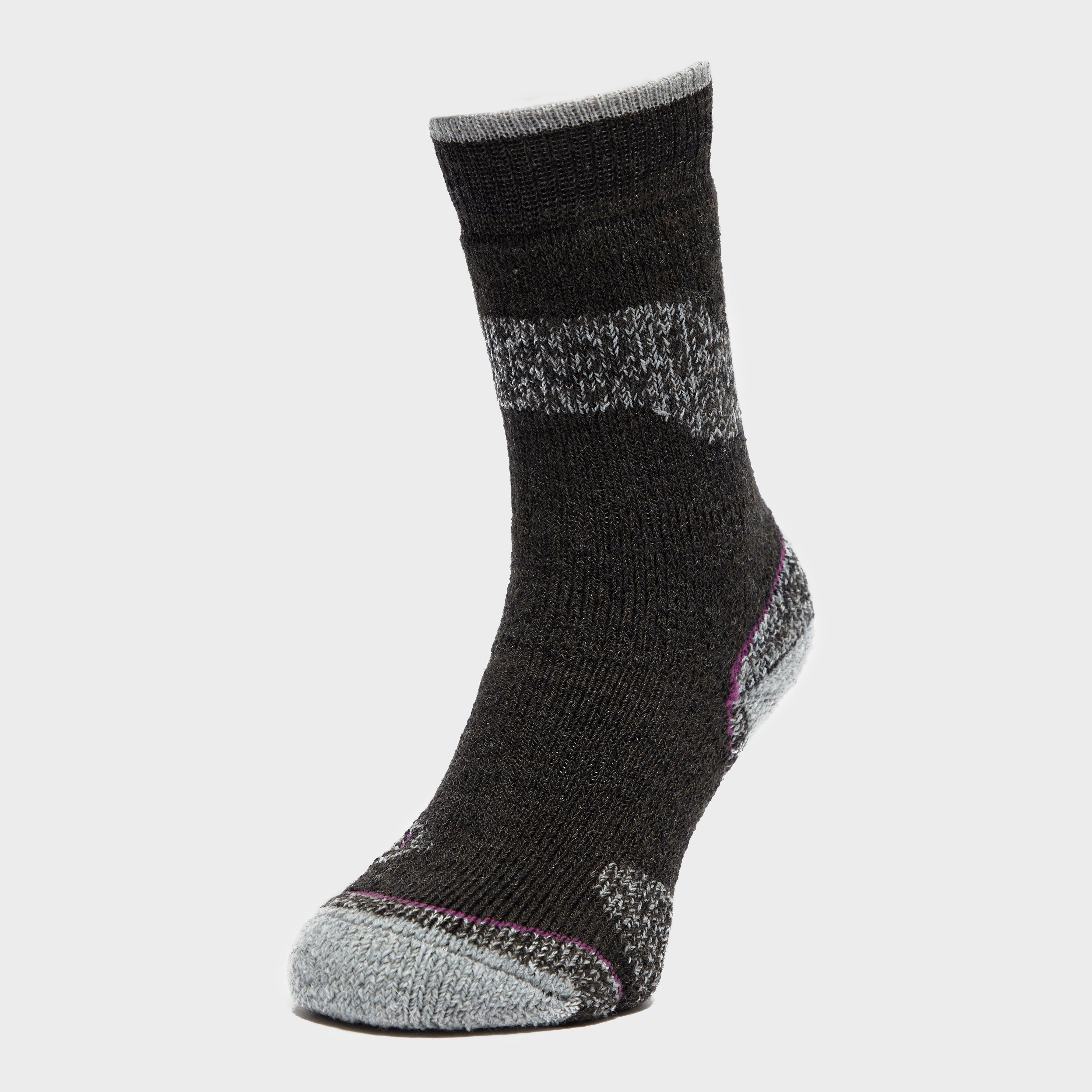 Brasher Brasher Womens Trekker Plus Socks - Purple, Purple