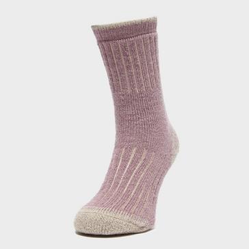 Purple Brasher Women's Trekker Socks