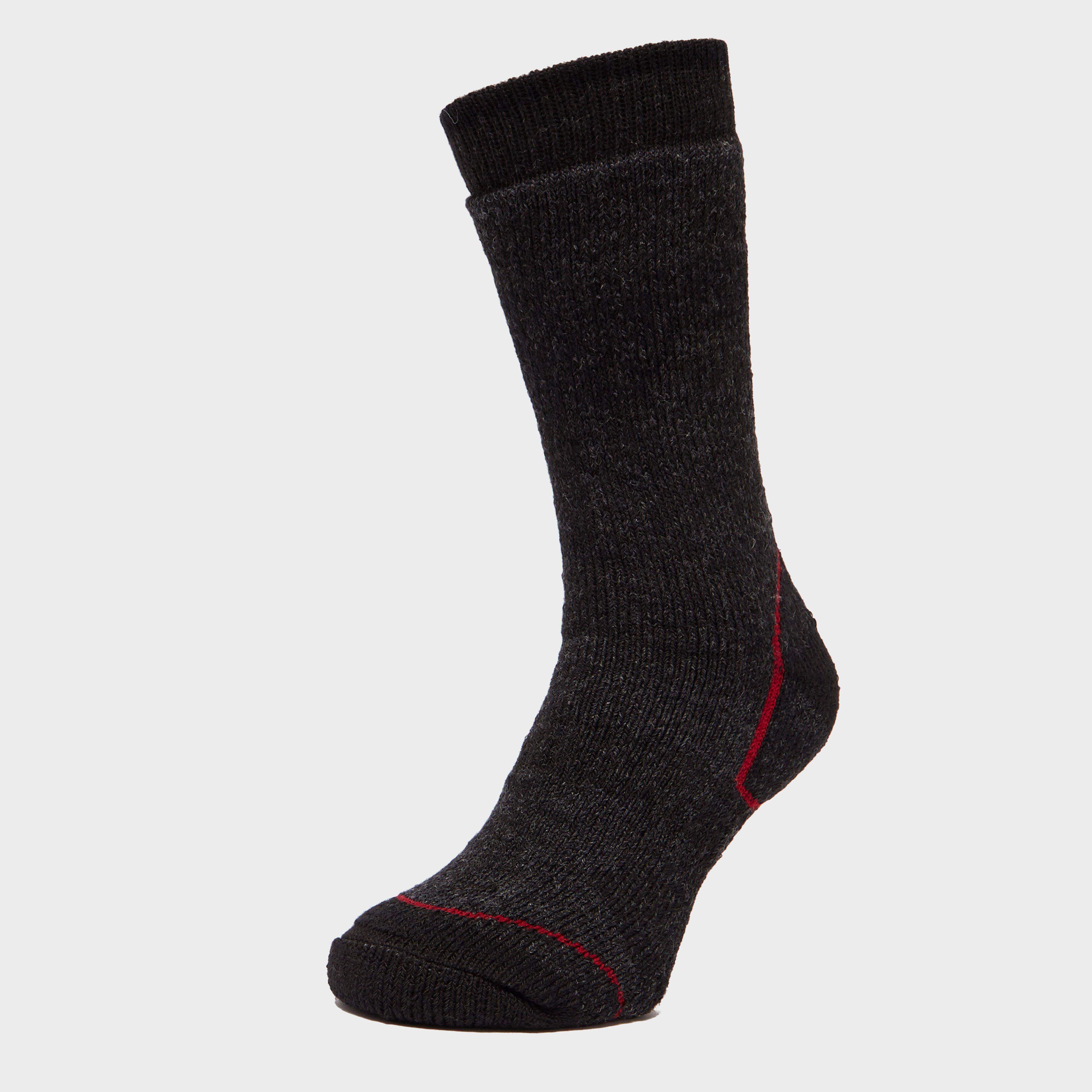 Brasher Brasher Mens Trekker Plus Socks - Grey, Grey