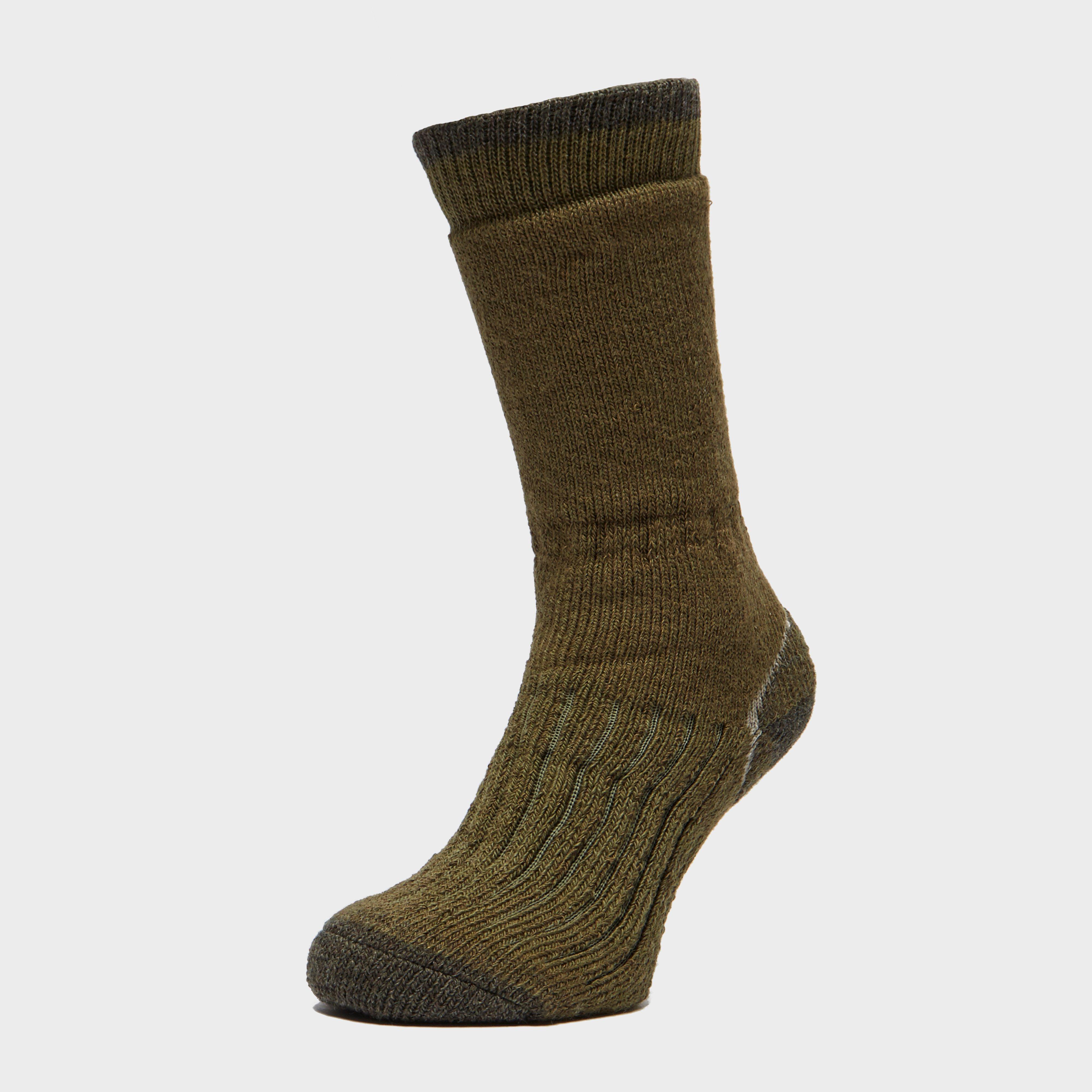 Brasher Brasher Mens Trekker Socks - Green, Green